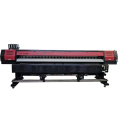 3.2m Large Format High Speed Solvent Inkjet Printer for PP Film