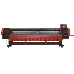 3.2m Roll to Roll High Speed Industrial Large Format Digital Solvent Printer